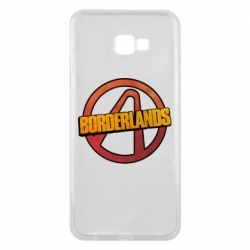 Чехол для Samsung J4 Plus 2018 Borderlands logotype