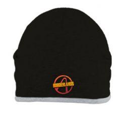 Шапка Borderlands logotype