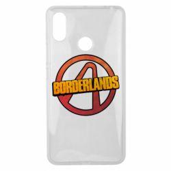 Чехол для Xiaomi Mi Max 3 Borderlands logotype
