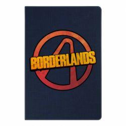 Блокнот А5 Borderlands logotype