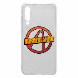 Чехол для Xiaomi Mi9 Borderlands logotype