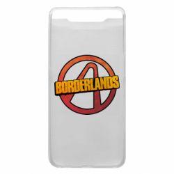 Чехол для Samsung A80 Borderlands logotype