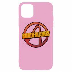 Чехол для iPhone 11 Borderlands logotype