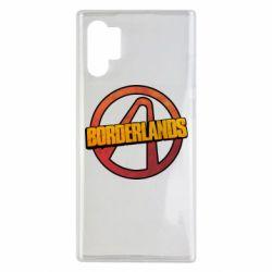 Чехол для Samsung Note 10 Plus Borderlands logotype