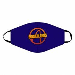 Маска для лица Borderlands logotype