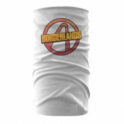 Бандана-труба Borderlands logotype