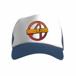 Детская кепка-тракер Borderlands logotype