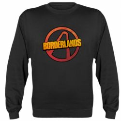 Реглан (свитшот) Borderlands logotype