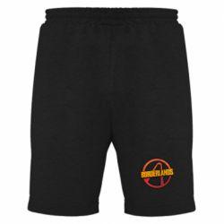 Мужские шорты Borderlands logotype