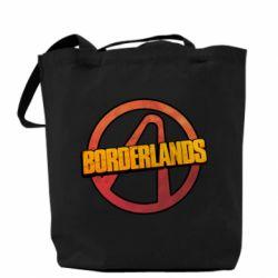 Сумка Borderlands logotype