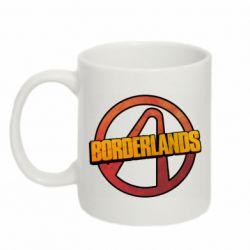 Кружка 320ml Borderlands logotype
