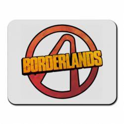 Коврик для мыши Borderlands logotype