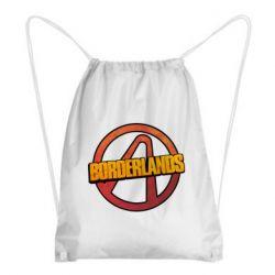 Рюкзак-мешок Borderlands logotype