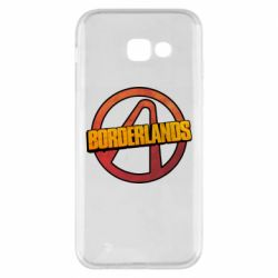 Чехол для Samsung A5 2017 Borderlands logotype