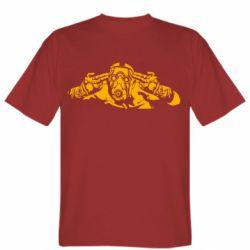 Чоловіча футболка Borderlands man