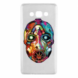 Чехол для Samsung A7 2015 Borderlands mask in paint
