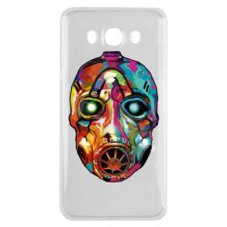 Чехол для Samsung J7 2016 Borderlands mask in paint