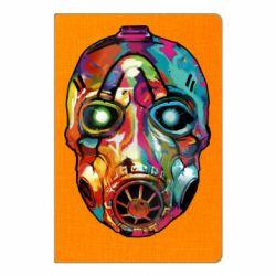 Блокнот А5 Borderlands mask in paint