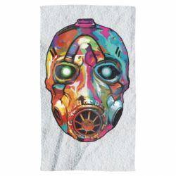 Полотенце Borderlands mask in paint