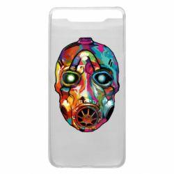 Чехол для Samsung A80 Borderlands mask in paint