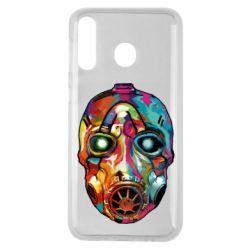 Чехол для Samsung M30 Borderlands mask in paint