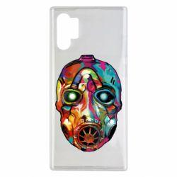 Чехол для Samsung Note 10 Plus Borderlands mask in paint