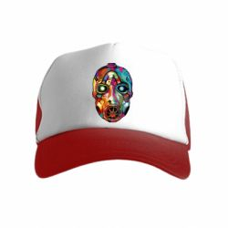 Детская кепка-тракер Borderlands mask in paint
