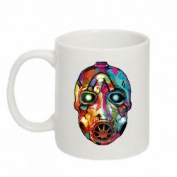 Кружка 320ml Borderlands mask in paint
