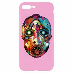 Чехол для iPhone 7 Plus Borderlands mask in paint
