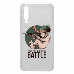 Чехол для Xiaomi Mi9 Born For Battle