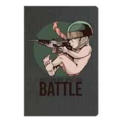 Блокнот А5 Born For Battle