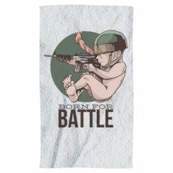 Полотенце Born For Battle