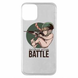 Чехол для iPhone 11 Born For Battle