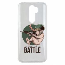 Чехол для Xiaomi Redmi Note 8 Pro Born For Battle