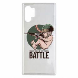 Чехол для Samsung Note 10 Plus Born For Battle