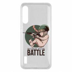Чохол для Xiaomi Mi A3 Born For Battle