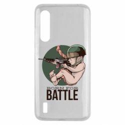 Чехол для Xiaomi Mi9 Lite Born For Battle