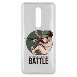 Чехол для Xiaomi Mi9T Born For Battle