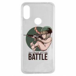 Чехол для Xiaomi Redmi Note 7 Born For Battle