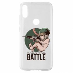 Чехол для Xiaomi Mi Play Born For Battle