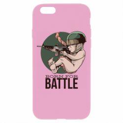Чехол для iPhone 6 Plus/6S Plus Born For Battle