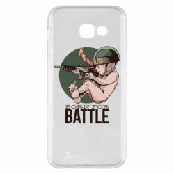 Чехол для Samsung A5 2017 Born For Battle