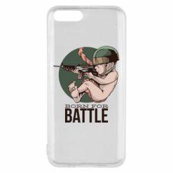Чехол для Xiaomi Mi6 Born For Battle