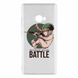Чехол для Xiaomi Mi Note 2 Born For Battle