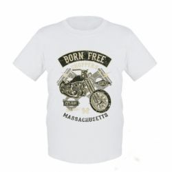 Дитяча футболка Born Free Choppers