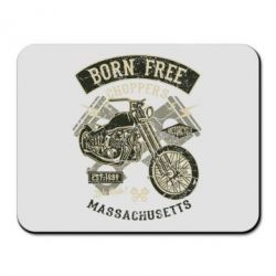 Килимок для миші Born Free Choppers