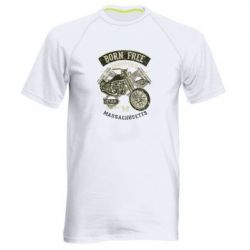 Чоловіча спортивна футболка Born Free Choppers