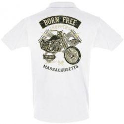 Футболка Поло Born Free Choppers