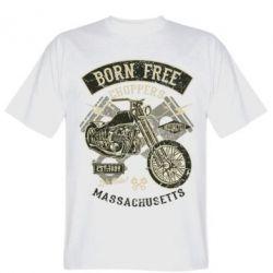 Чоловіча футболка Born Free Choppers