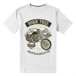 Чоловіча стрейчева футболка Born Free Choppers